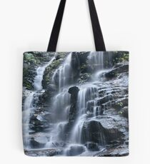 Waterfall, Valley of the Waters Wentworth Falls Tote Bag