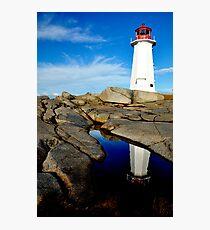 On Watch - Nova Scotia Photographic Print