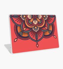Red Mandala  Laptop Skin