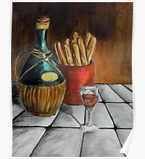 A Jug Of Wine And Thou Poster