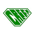 Green SuperEmpowered (Green) by Carbon-Fibre Media