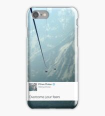 Overcome Your Fears iPhone Case/Skin