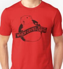 When Pigs Ruled the Earth Slim Fit T-Shirt