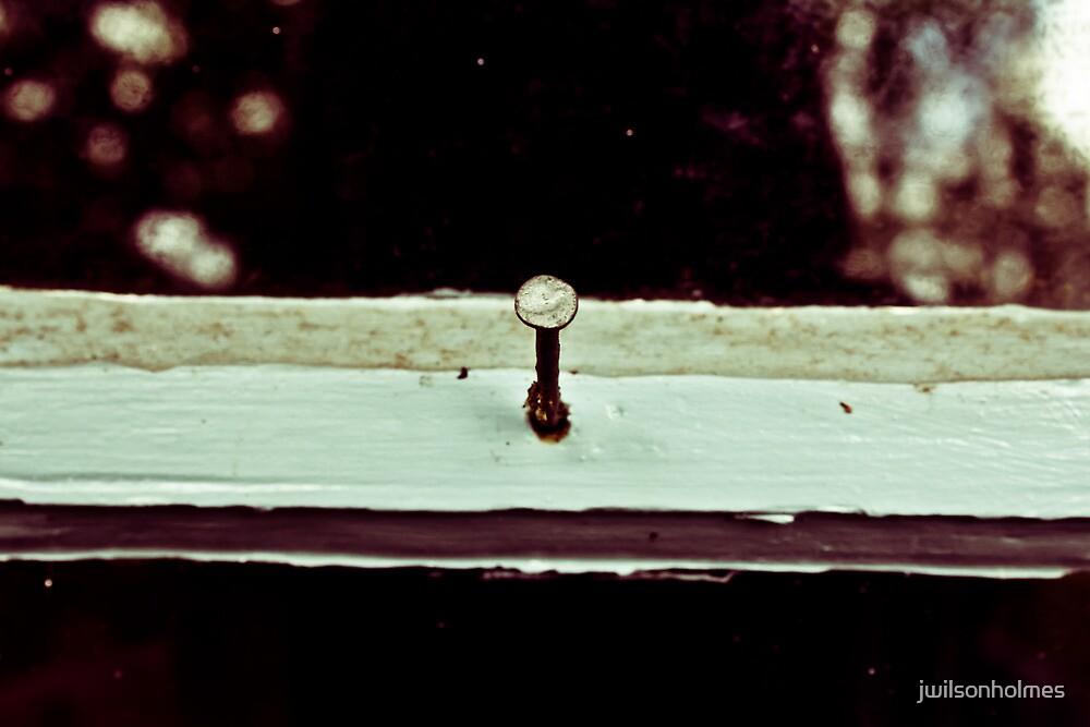 Precarious Nailing by jwilsonholmes