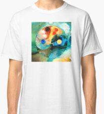 Earth Balance - Yin and Yang Art Classic T-Shirt