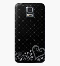 Kingdom Hearts Pattern2 Case/Skin for Samsung Galaxy