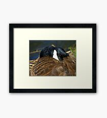 Guess who's watching you now?!!! Framed Print