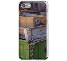 Trucks and Crates iPhone Case/Skin