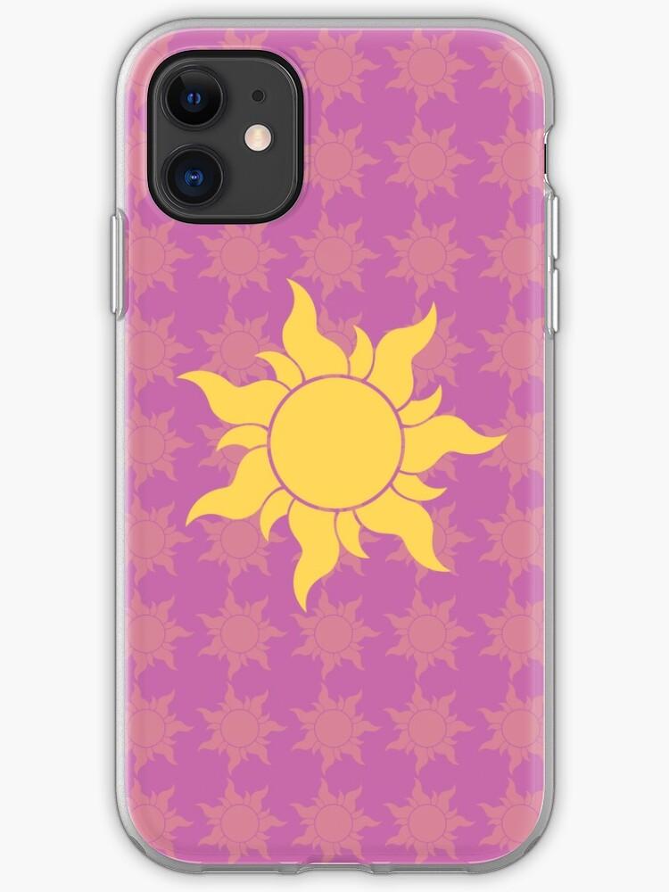Disney Tangled Rapunzel iphone case