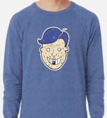 Broken Sweet Tooth Cartoon Character Head Lightweight Sweatshirt