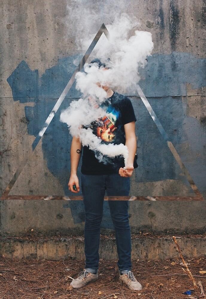 Smoke and Fragments by nataliebaeza