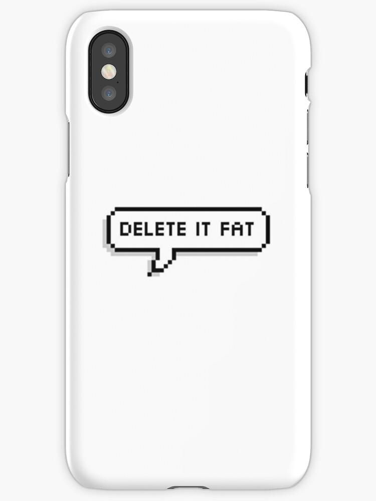 Delete It Fat - Demi Lovato by lalalohan