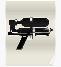 Water-Gun Poster