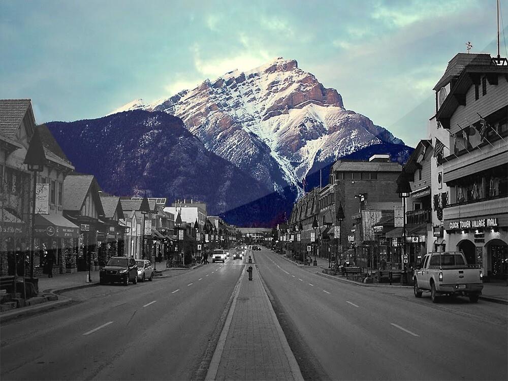 Canadian Village by Cody Hollen