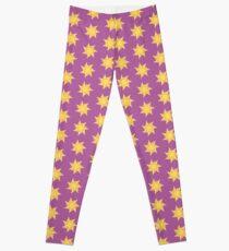 Sun Tangled - Rapunzel Leggings