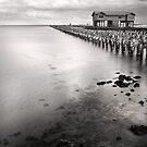 Princes Pier #3 by Christine Wilson