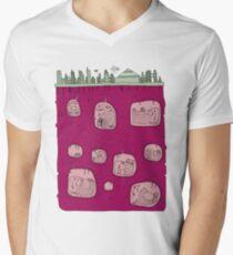 Subterranean Men's V-Neck T-Shirt