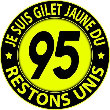 I'm Yellow Vest From 95 by extracom