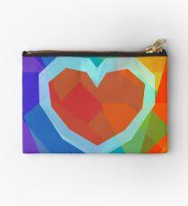 Heart (LGBT) Studio Pouch