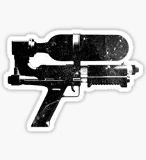 Water-Gun Sticker