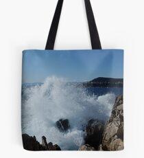 Saint Jean Cap Ferrat - South of France Tote Bag