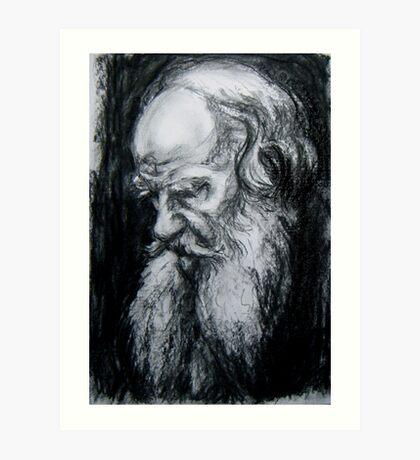 Leo Tolstoy Art Print