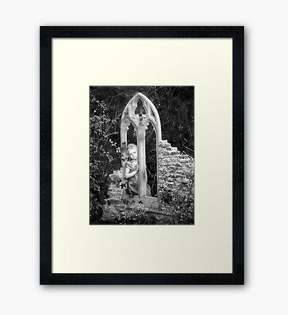 Princess' Folly Framed Print