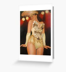 Showstopper Greeting Card