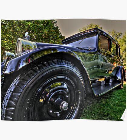 Nash Touring  1928 Poster