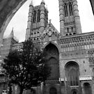 Lincoln Cathedral 5 by Samantha Jones