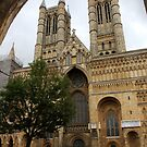 Lincoln Cathedral 6 by Samantha Jones