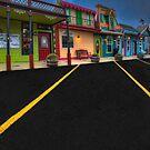 Parking Places by Deri Dority