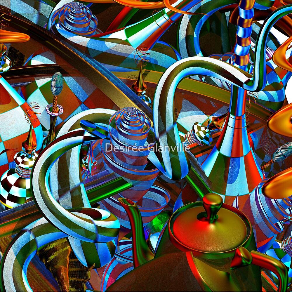 Psychedelic by Desirée Glanville