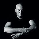 Self Portrait by Larry Varley