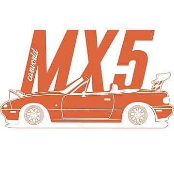 Mazda MX5 Custom 3 by CarWorld