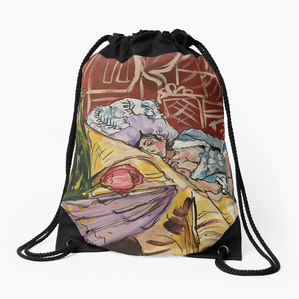 This is the Life Drawstring Bag