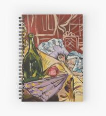 This is the Life Spiral Notebook