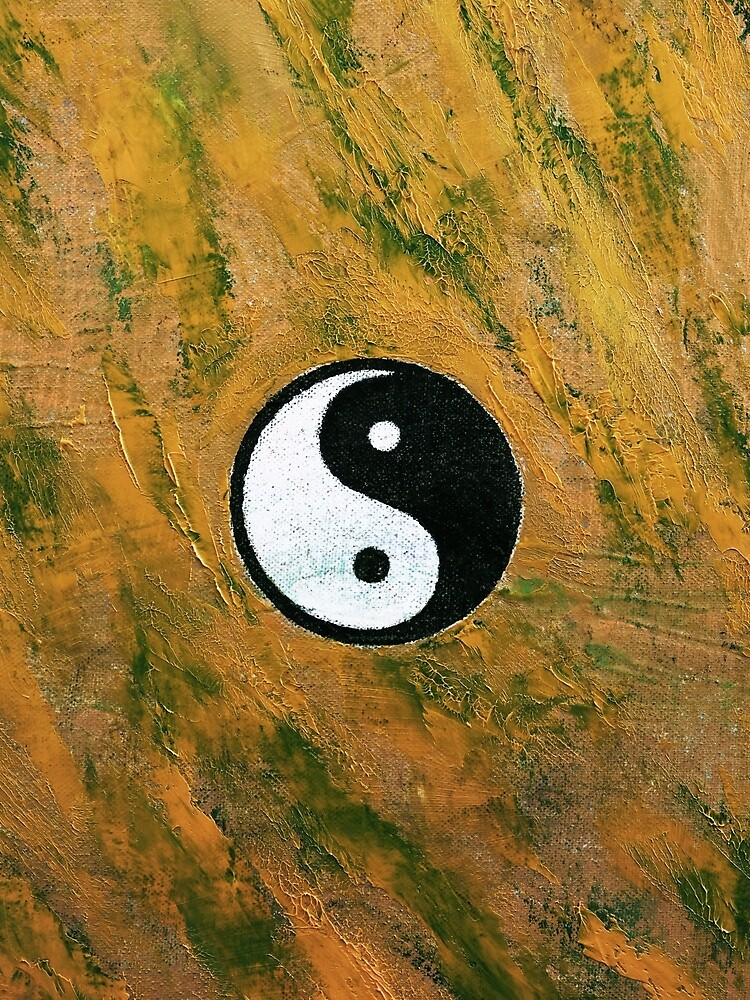 Yin Yang Stone by michaelcreese