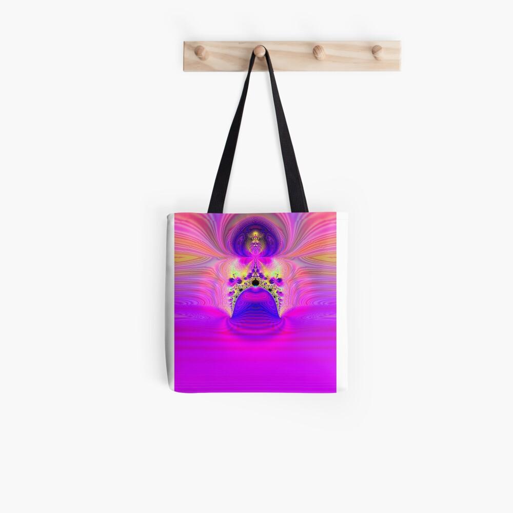 Glänzend Glänzend Stofftasche