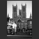 Lincoln Cathedral 2 by Samantha Jones