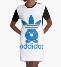 Oddidas Graphic T-Shirt Dress