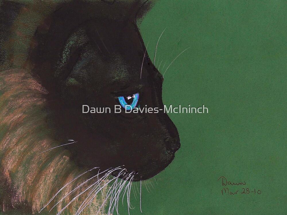 Blue Eyed by Dawn B Davies-McIninch