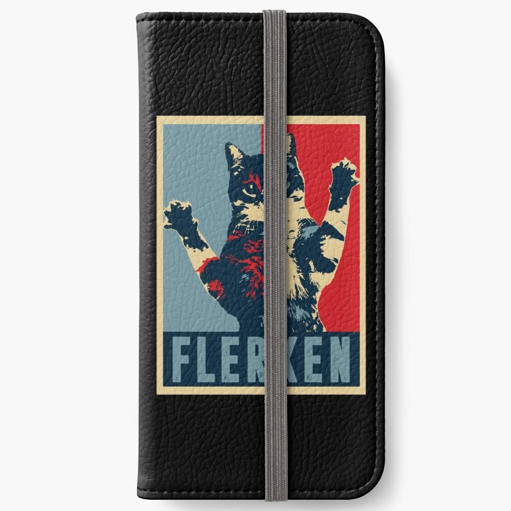 Flerken iPhone Wallet