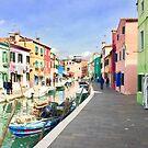 Burano, Italy by JordanT8590