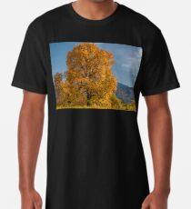 Golden Tree Long T-Shirt