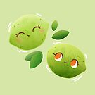 Limes by doodlecarrot