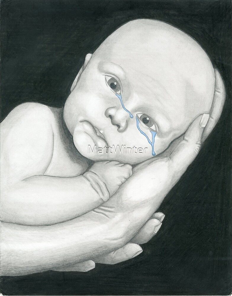 Crying Baby by MattWinter