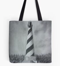 The Cape Hatteras Lighthouse Tote Bag