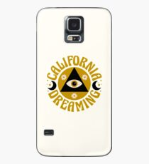Kalifornien träumen Hülle & Skin für Samsung Galaxy