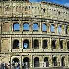 Coloseum, Rome. Italy by hanspeder